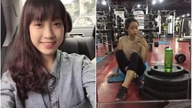 Soi mặt mộc và ảnh đời thường của Tân Hoa hậu Việt Nam Đỗ Mỹ Linh