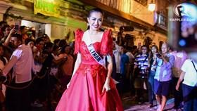 Những hình ảnh mới nhất của Á hậu Lệ Hằng tại Miss Universe 2016