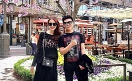 Hoa hậu Đặng Thu Thảo bức xúc vì bị hiểu lầm về mối quan hệ với con trai Bầu Hiển