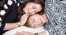 Vợ chồng Bi Rain - Kim Tae Hee tình tứ trên bìa tạp chí