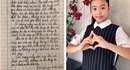 Con gái Quyền Linh rơi nước mắt khi viết về gia đình