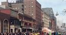 Xôn xao ảnh nhân vật bí ẩn trên nóc nhà trong vụ nổ tại Boston
