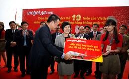 Vietjet mở thêm nhiều đường bay mới