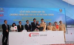 Toyota Việt Nam đào tạo đội ngũ giảng viên lái xe an toàn
