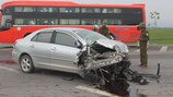 Gia tăng tai nạn giao thông thảm khốc