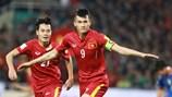 ĐT Việt Nam đại thắng Đài Loan 4-1: Dấu ấn Hữu Thắng
