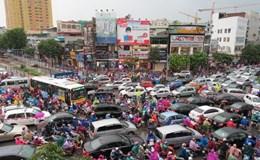 Giải pháp chống kẹt xe dành cho công chức