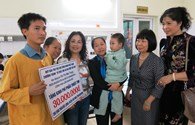 Quỹ Bảo trợ Trẻ em Công đoàn VN: Hỗ trợ cho  con NLĐ bị bệnh tim bẩm sinh thể phức tạp