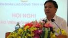 LĐLĐ tỉnh Hà Tĩnh:   Tổ chức hội nghị báo cáo viên Công đoàn tháng 8 năm 2016