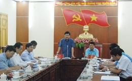 Chủ tịch Tổng LĐLĐVN Bùi Văn Cường làm việc với Tỉnh ủy Lào Cai