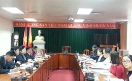 Tổng Liên đoàn lao động Việt Nam  tiếp Đoàn Liên hiệp Trung ương Công đoàn Lào
