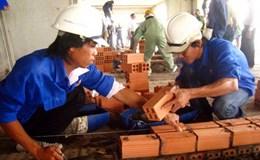 Chăm lo tết cho người lao động ngành xây dựng
