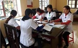 CĐ Bệnh viện Đa khoa tỉnh Ninh Bình: Hỗ trợ đoàn viên có hoàn cảnh khó khăn