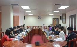 Chủ tịch Tổng LĐLĐVN Bùi Văn Cường tiếp Giám đốc ACTRAV, ILO