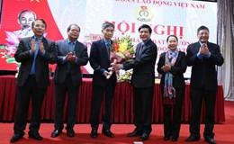 Đồng chí Trần Văn Thuật được bầu là Phó Chủ tịch Tổng LĐLĐVN