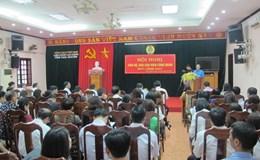 LĐLĐ tỉnh Thái Nguyên: Tổ chức hội nghị báo cáo viên công đoàn