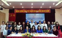 Góp ý Dự thảo Nghị quyết về Ban Nữ công quần chúng KCN, KCX