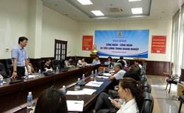 CĐ Công thương VN:  Tọa đàm về công đoàn và tiền lương trong doanh nghiệp