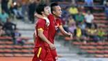 Công Phượng toả sáng, U23 Việt Nam ngược dòng hạ Malaysia 2-1