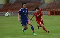 U.23 Việt Nam - U.23 Nhật Bản 0-2: Thua nhưng không tiếc
