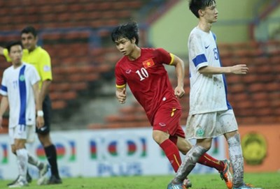 Công Phượng lập hattrick, U.23 Việt Nam giành vé đến Qatar