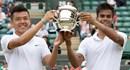 Lý Hoàng Nam: Từ cậu bé nhặt bóng… bay lên đỉnh Wimbledon trẻ