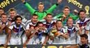 Chùm ảnh: Giây phúc hạnh phút tột đỉnh của đội tuyển Đức khi lên ngôi vương