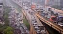 Lại ùn tắc giao thông kinh hoàng trong buổi làm việc đầu tiên sau kỳ nghỉ lễ