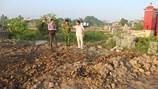 Thái Bình: Phát hiện, xử lý vụ hơn 300 hài cốt bị chôn trộm