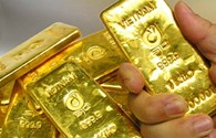 Giá vàng ngày 27.4: Vàng theo đà tiếp tục lao dốc