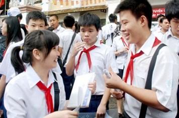 TPHCM chính thức nhận hồ sơ tuyển sinh vào lớp 10