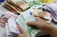Tỉ giá EURO ngày 6.7: Giảm giá phiên đầu giờ sáng
