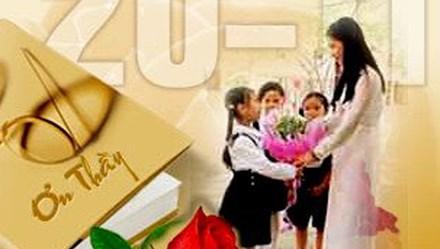 Những món quà đầy ý nghĩa cho thầy cô nhân ngày 20.11