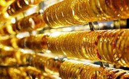 Giá vàng ngày 4.1: Đầu năm mới vàng liên tục sụt giá