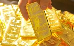 """Giá vàng ngày 14.10: Chưa hết lo vì vàng vẫn """"án binh bất động"""""""