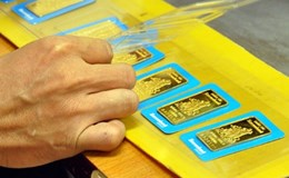 Giá vàng ngày 21.11: Thị trường vẫn ảm đạm dù vàng đã tăng nhẹ