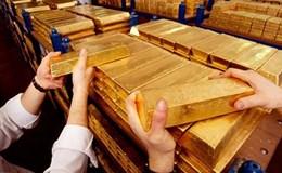 Giá vàng ngày 11.1: Vàng tăng mạnh đạt đỉnh cao nhất trong 6 tuần qua