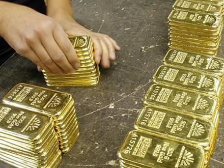 Giá vàng ngày 14.1: Vàng cuối tuần vững giá nhích nhẹ - ảnh 1