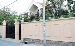 Hàng rào quanh nhà cũng phải hợp phong thủy