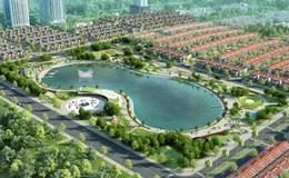 """""""Rót"""" 400 tỉ hoàn thiện Công viên Hồ điều hòa và hạ tầng xã hội đô thị mới Dương Nội"""