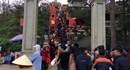 Thanh Hoá: Du khách chen chân đi lễ đền Độc Cước