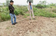 Vụ Cát Tường: Gia đình nạn nhân sang nghĩa trang Đặng Xá tìm xác