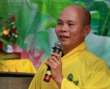 Trưởng Ban Trị sự Giáo hội Phật giáo Việt Nam tỉnh Bắc Giang bị tố đánh người