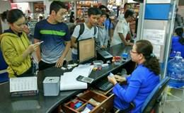 Bán vé tàu Tết Đinh Dậu 2017: Công nhân, người lao động có nhiều lựa chọn mua vé