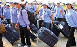 Tăng cường hỗ trợ người lao động ra nước ngoài làm việc