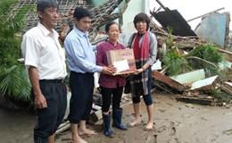 Hỗ trợ thêm 2,5 tỉ đồng tới nhân dân các tỉnh Nam Trung Bộ