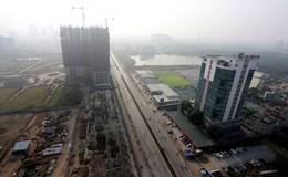 2,7km và 40 tòa cao ốc