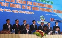 """Tây Ninh """"đặt cược"""" vào chuỗi giá trị nông nghiệp"""