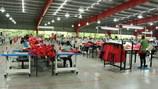Công đoàn Cty CP Sản xuất hàng thể thao CN Thái Bình: Điểm sáng trong hoạt động công đoàn