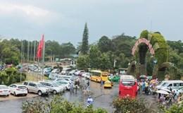 Gần 265.000 lượt khách du lịch đến Lâm Đồng tết 2017